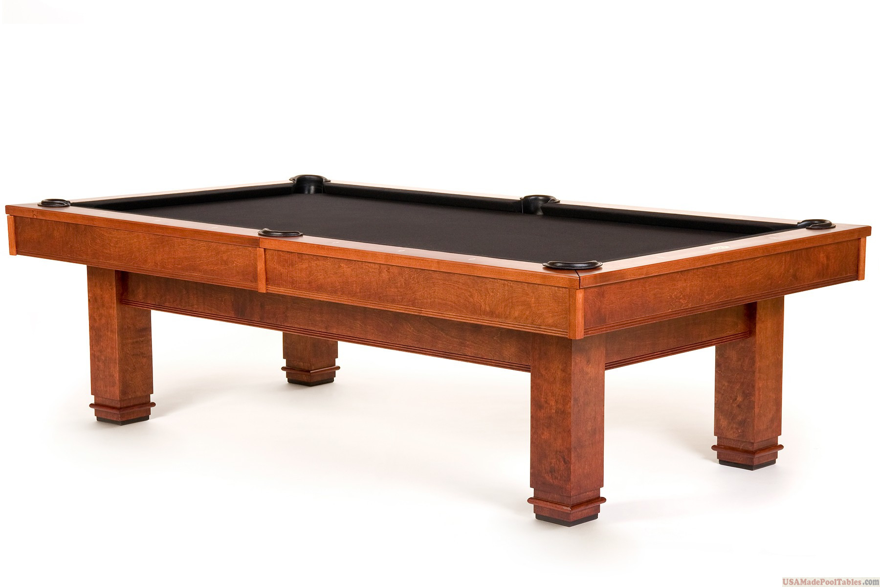 CLIMAX POOL TABLE AVAILABLE IN ANY STAIN FINISH