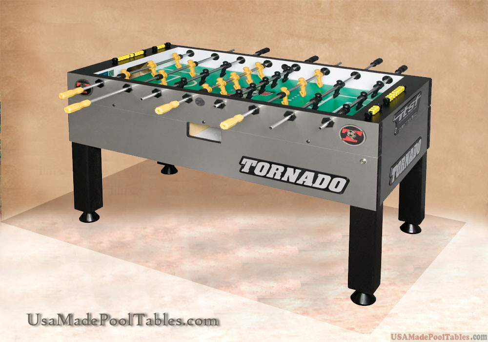TORNADO FOOSBALL - SOCCER TABLE T-3000