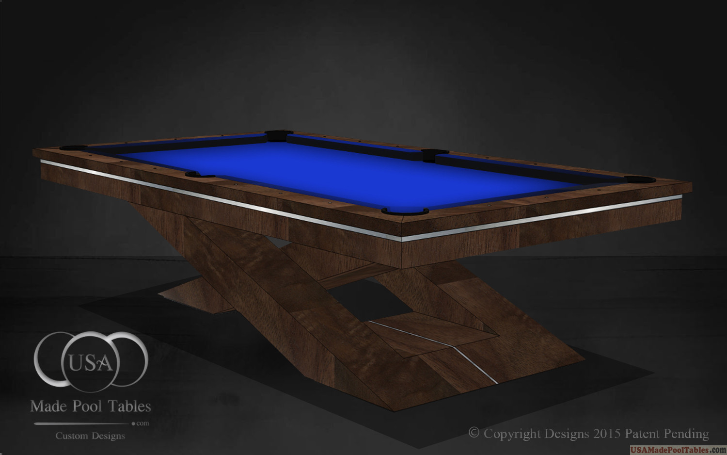 ULTRA MODERN POOL TABLE