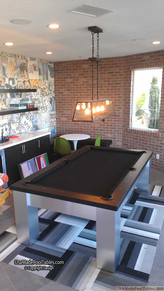 Pool Tables Contemporary Pool Tables Modern Pool