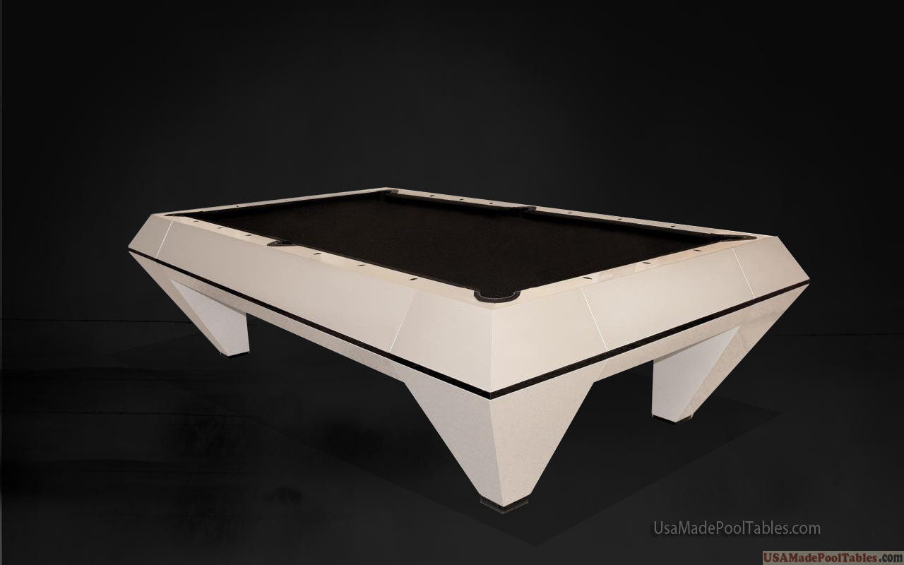 VERSACE POOL TABLE CONTEMPORARY POOL TABLES MODERN BILLIARD - Composite pool table