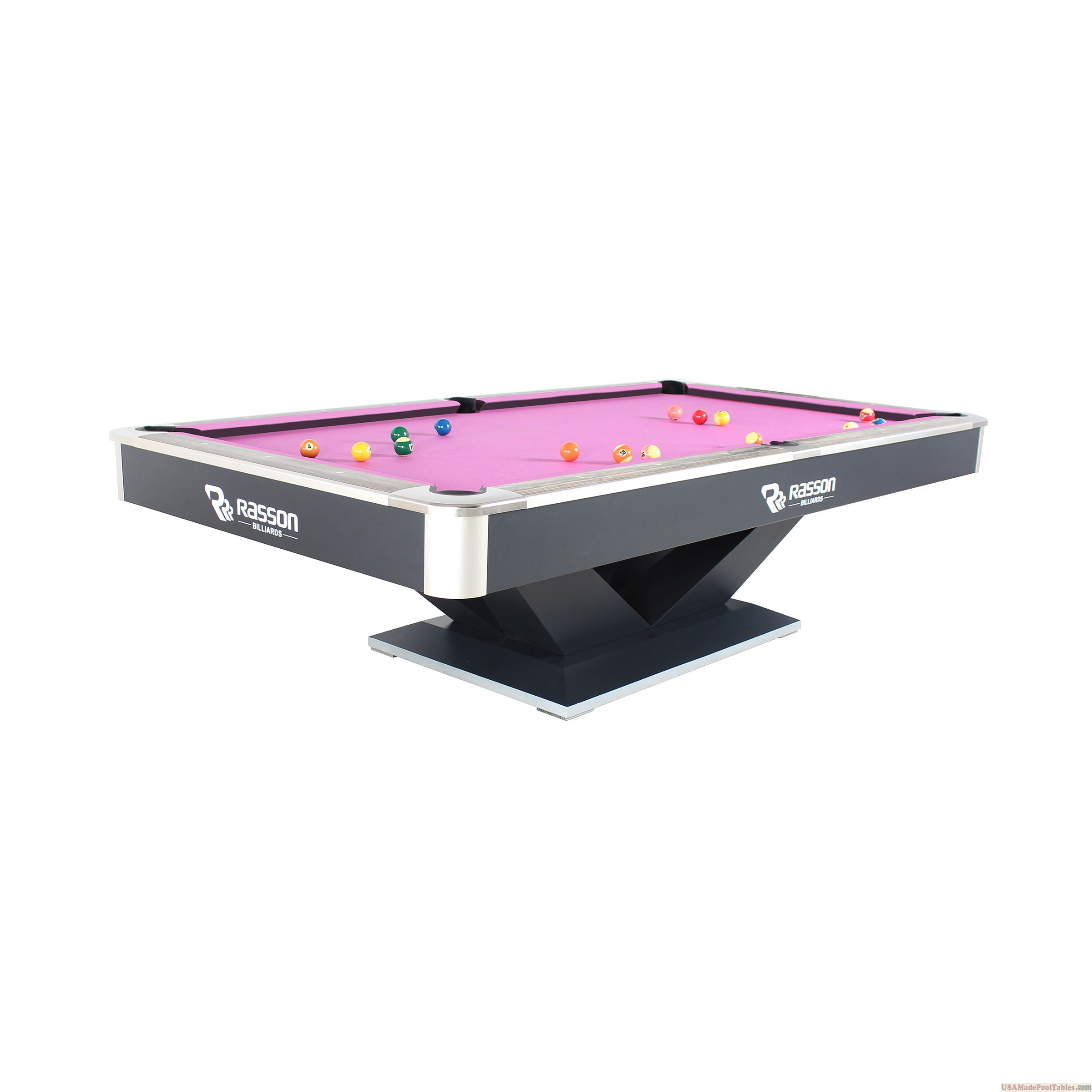 RASSON PRO VICTORY TOURNAMENT COMMERCIAL POOL TABLE