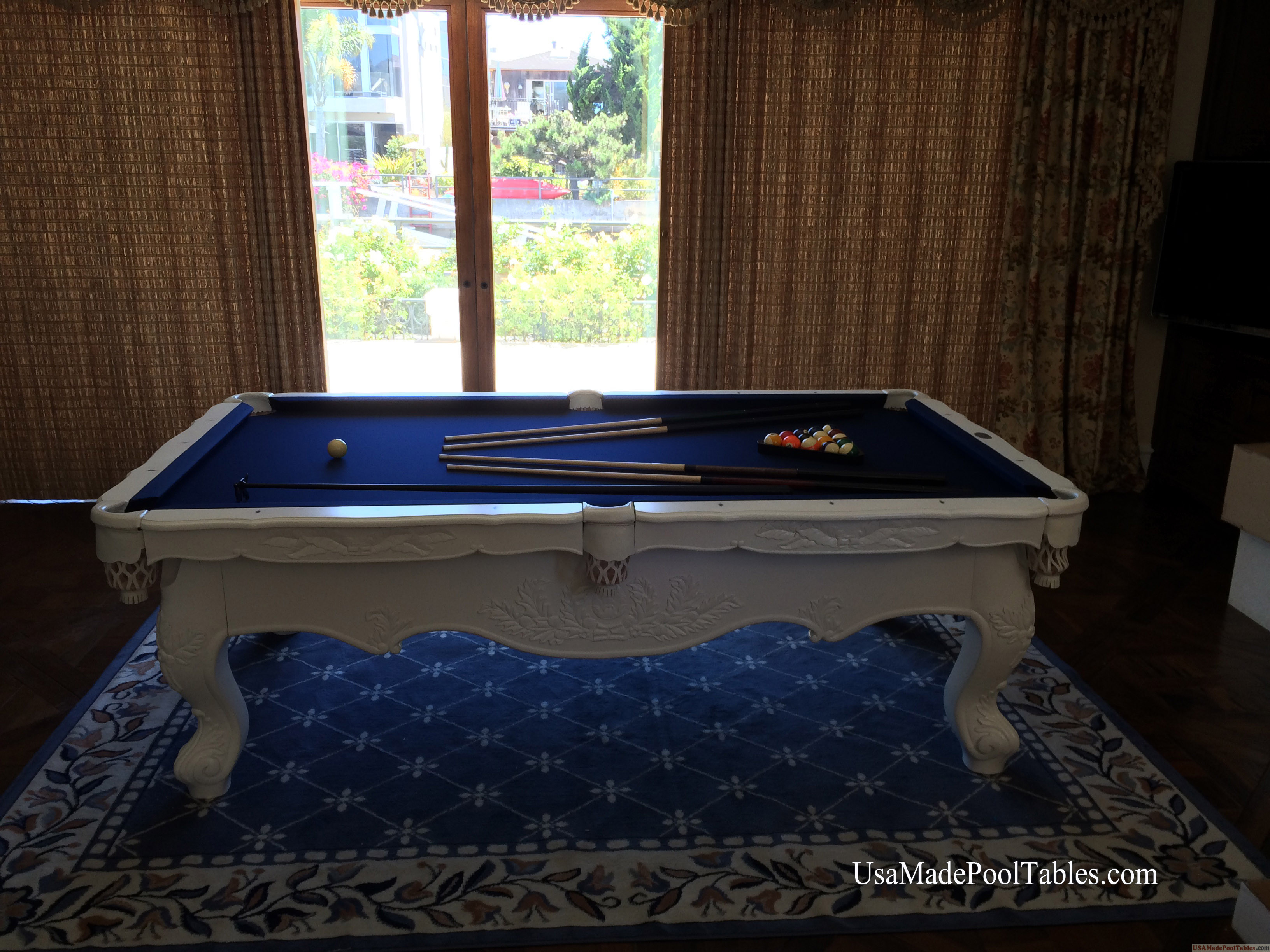 White Pool Tables Pool Tables White Pool Table