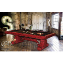 ENDEAVOR INDUSTRIAL POOL TABLE #1
