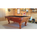 Valencia Pool Table Honey