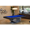Oval Custom Pool Table