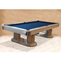 Metropolis Pool Table Contemporary White