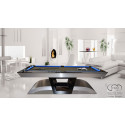 Infinity Contemporary Pool Tables Piano Finish
