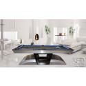 Infinity Contemporary Pool Tables Piano Finish