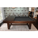 Rustica Pool Tables Walnut