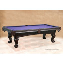 Montebello Pool Tables Mahogany