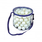1-STAR TABLE TENNIS BALLS, BAG OF 100