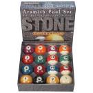 Aramith Stone Collection Pool Balls