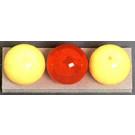 Aramith Carom Ball Set