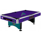 MLB Arizona Diamondbacks Pool table
