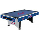 MLB Atlanta Braves Pool table