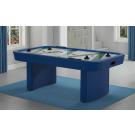 BLUE Air Hockey Table