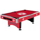 MLB Boston Red Sox Pool table : BOSTON POOL TABLES