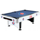MLB Chicago Cubs Pool table : CHICAGO POOL TABLES :
