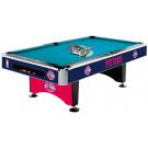 NBA Detroit Pistons Pool table : DETROIT POOL TABLES :