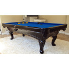 POOL TABLE BLACK