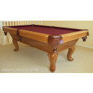 Valencia Pool Tables M Oak