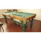 USED GOLF POOL TABLE