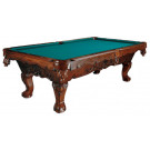 MAHOGANY LAREDO POOL TABLE : POOL TABLES