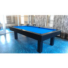 POOL TABLE : POOL TABLES : BLACK POOL TABLE