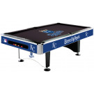 MLB Kansas City Royals Pool table