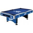 MLB Los Angeles Dodgers Pool table : LOS ANGELES POOL TABLES :