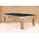 MANHATTAN MODERN POOL TABLE NATURAL MAPLE : POOL TABLES MANHATTAN