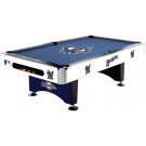 MLB Milwaukee Brewers Pool table