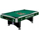 NBA Milwaukee Bucks Pool table : MILWAUKEE POOL TABLES :