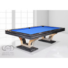 PENTHOUSE MODERN POOL TABLE  MIDNIGHT SKY