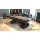 MODERN POOL TABLE