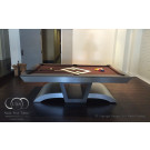 CONTEMPORARY POOL TABLE : MODERN POOL TABLE