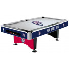 NBA New Jersey Nets Pool table : NEW JERSEY POOL TABLES :