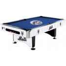 MLB New York Mets Pool table : NEW YORK  POOL TABLES :
