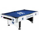 MLB New York Yankees Pool table : NEW YORK  POOL TABLES :