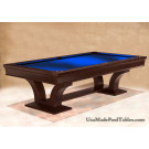 CLASSIC CONTEMPORARY POOL TABLE : POOL TABLES