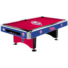 MLB Philadelphia Phillies Pool table
