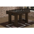 RUSTIC FOOSBALL TABLE