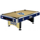 MLB San Diego Padres Pool table