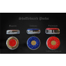 SHUFFLEBOARD PUCKS : SHUFFLEBOARD TABLE : SHUFFLEBOARD TABLES