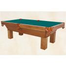 Ventura Pool Table Medium Oak