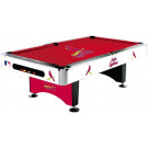 MLB St. Louis Cardinals Pool table
