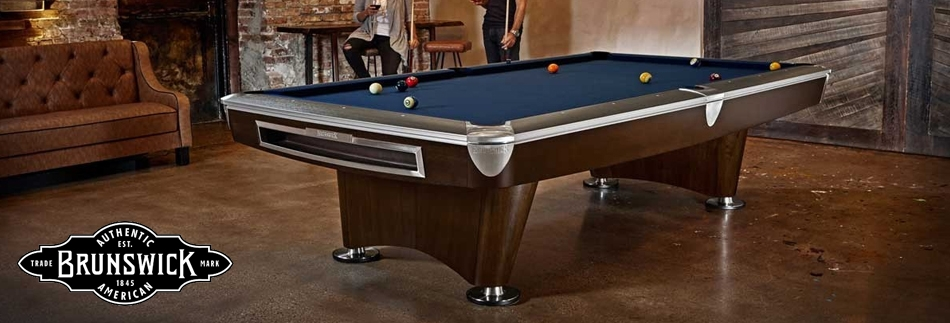 Brunswick Pool Tables