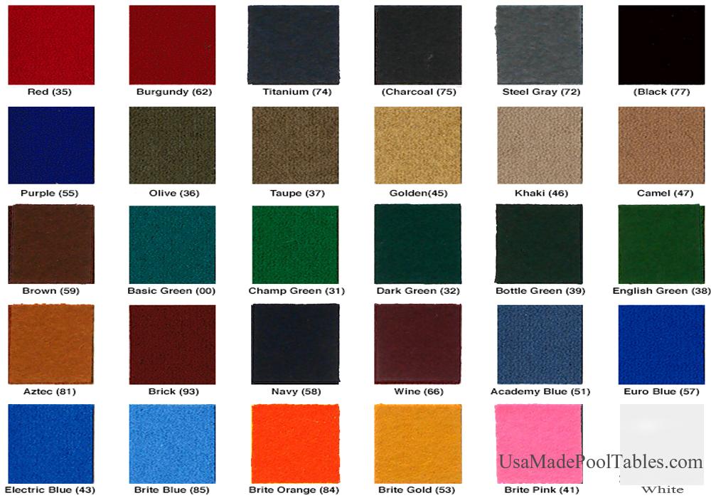 Colors Cloth